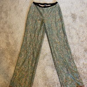 Only Hearts Vintage Lace Pants
